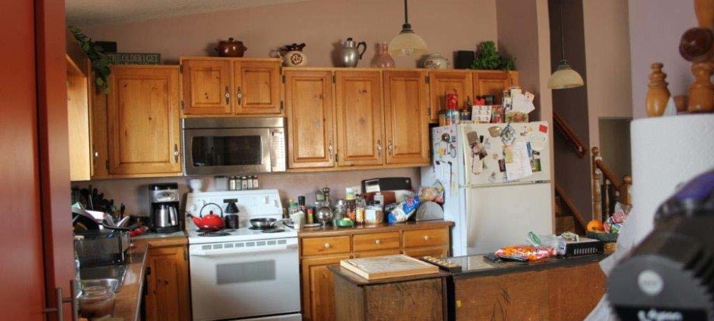 Kitchen Renovation - Before 1