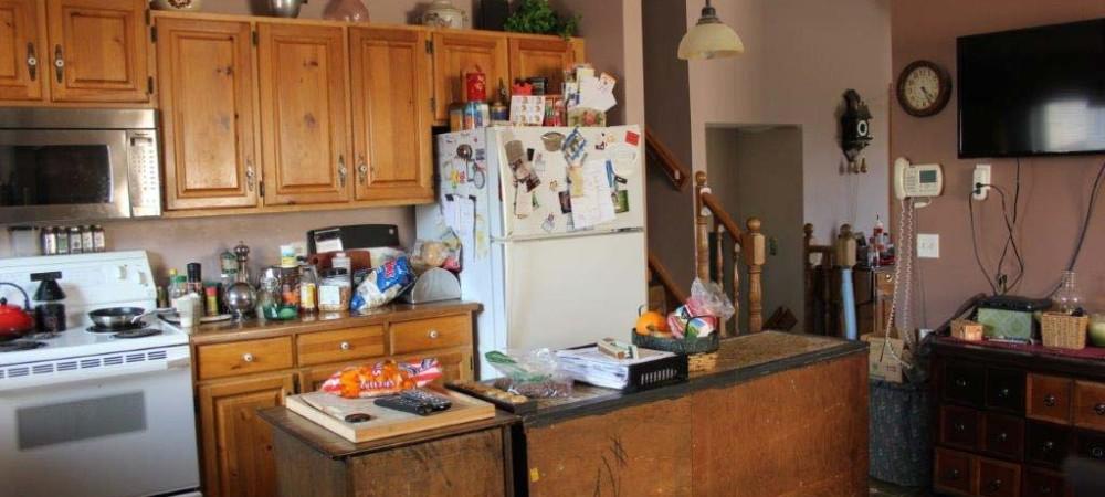 Kitchen Renovation - Before 2